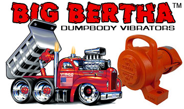Big Bertha Dumpbody Vibrators