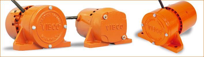 Động cơ rung Vibco, Mô tơ rung VIBCO, Thiết bị rung Vibco