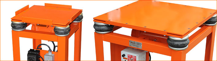 vibrating tables us-rd model vibco vibrators