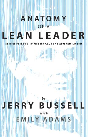 Book Cover Anatomy of a Lean Leader