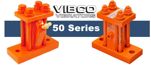 vibco 50 series vibrators