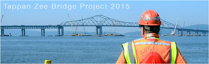 vibco vibrators Tappan-Zee bridge project header image