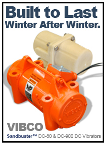 wts featured product dc vibrators work truck show vibco vibrators