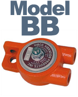 VIBCO Model BB Vibrators