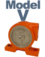 VIBCO Model V Ball Vibrators