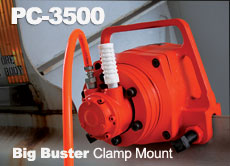 VIBCO PC-3500 Railcar shaker