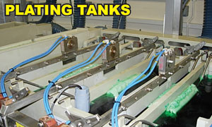 Plating Tanks