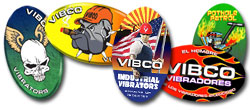 vibco stickers