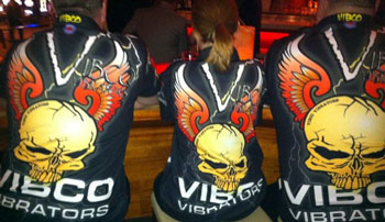 VIBCO Gear at the World of Concrete in Las Vegas, NV